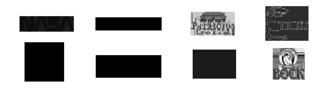Airocide partnerek logói