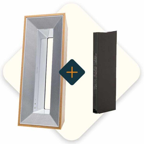 airocide standard csomag - Standard csomag - Standard csomagunkat elsősorban legfeljebb 40 m² alapterületű irodáknak javasoljuk. A különleges ajánlat a jogi irodák számára 2021. szeptember 31-ig érvényes. - 1